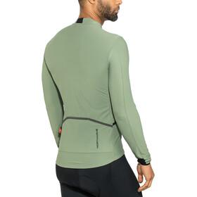 Northwave Fahrenheit Koszulka kolarska, długi rękaw Mężczyźni, greenforest blk